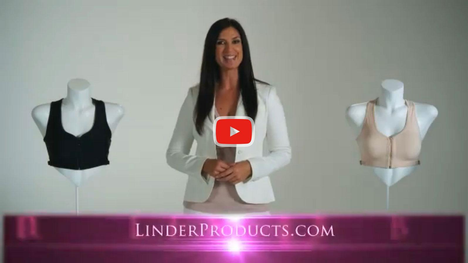 Watch LinderBra™ Video